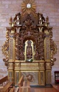Altarpiece of the Virgin of the Immaculate