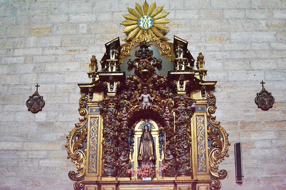 Altarpiece of the Immaculate Conception